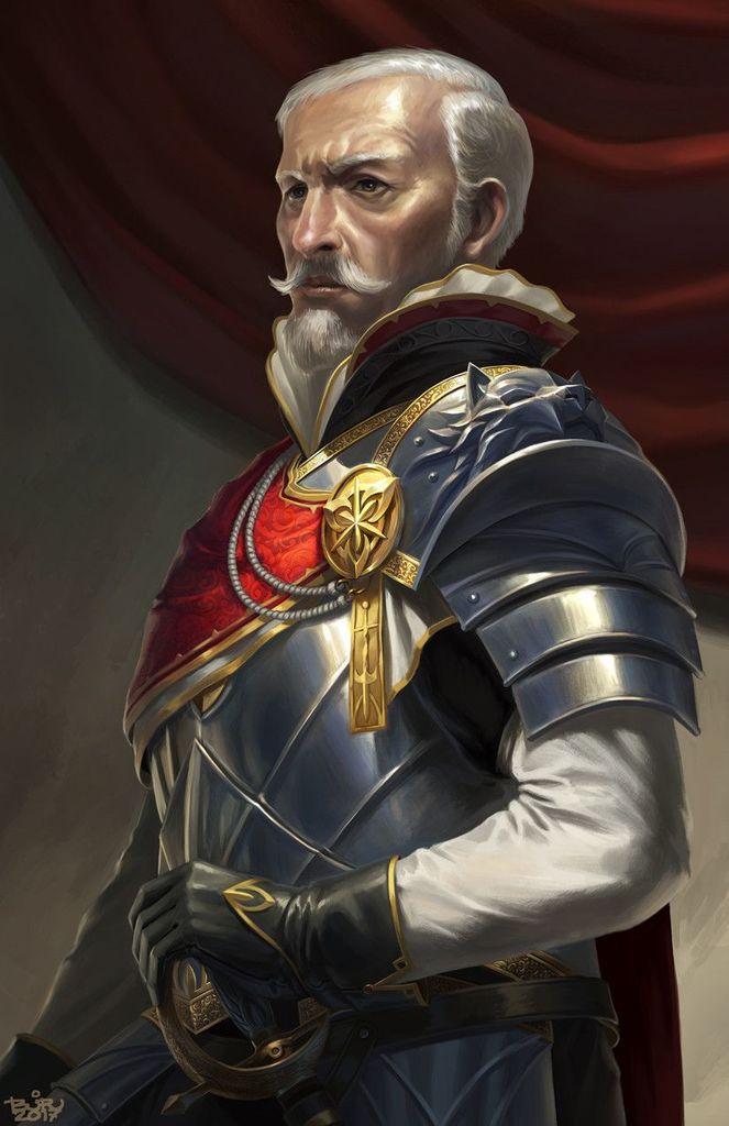 Lord Percival Boramoor of Boromere