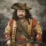 Captain Devin Matthews aka Bloodbeard