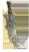 Goblin long knife