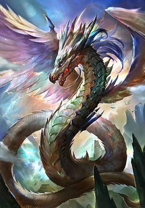 Dragon: Naheka