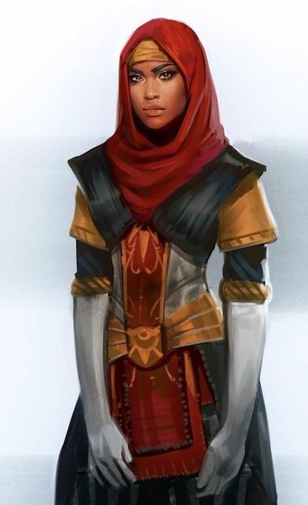 Sister Amara