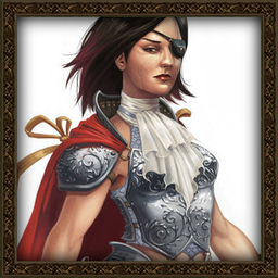 (Major NPC) Oracle Queen Ophylia Mallack of Debron