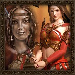 (Major NPC) Queen Natasha Ugar