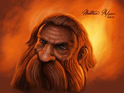 Doraun Firebeard