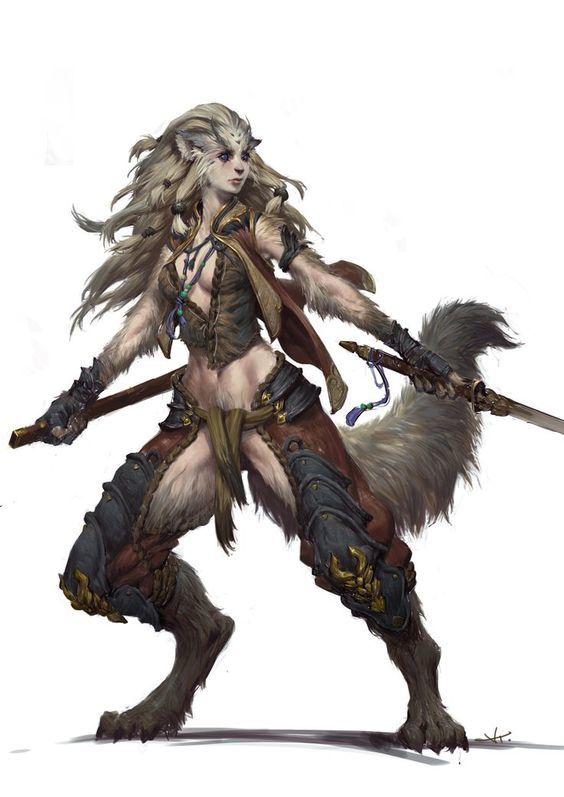 Thorns: Anja Silverclaws