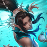 Lorelei, the Lady of the Sea