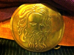 Zeus Belt Buckle