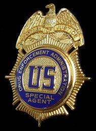 DEA Agent Craig Volper
