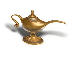 Cursed Lamp