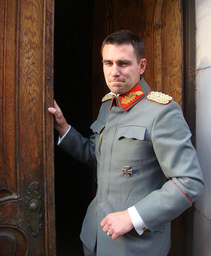 Captain Zuriel Tisban