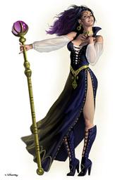 Princess Artemis Tranth