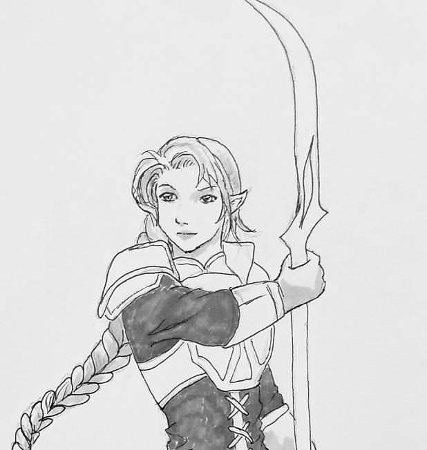 Astrid Sylvari