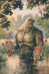 """Swamp Thing"" (a.k.a. The Green Man)"