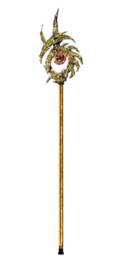 The Scepter of Peace and Order