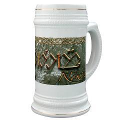 The PetalDasher Beer Stein