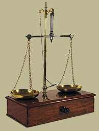 Brass Scales