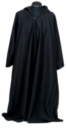 Plain Black Work Robes