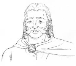 Ranalf  poing vif