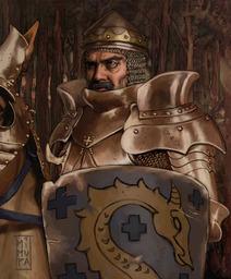King Gundrick SixBlade