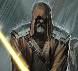 Jedi Master Alaric Atam