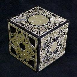 Demon Puzzle Box