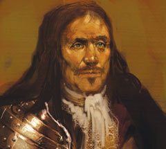 Lord Robert McMahon