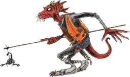 Yesh the Kobold