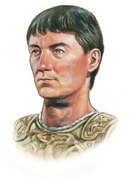 Emperor Khelsine the Second of the Armavine Empire
