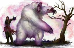 (dead) Ursa of Bear Clan Rockyridges