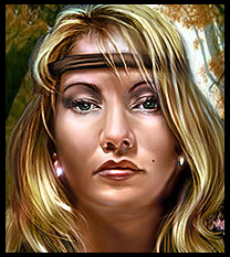 Princess Regent Alusair Obarskyr
