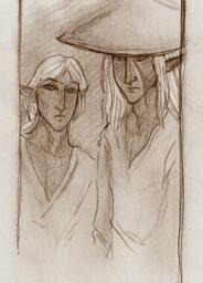 Ulros and Saraen