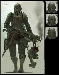 Empirum Infantry, Elite