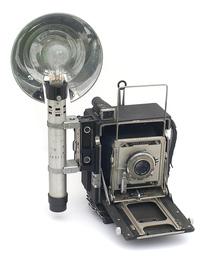 Speed Graphic Camera