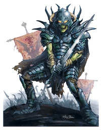 Random Zombie Knight #3
