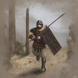 Matt - a guard of Narlmarch