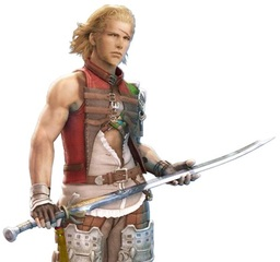 Davros Swordhand