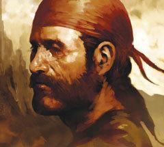 Capitán Nigel Finn