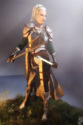 Caelynna Silverblade