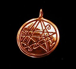Elder Sign Pendant