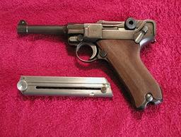 Captain Stiner's Luger