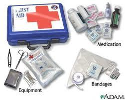 Advanced First Aid Kit