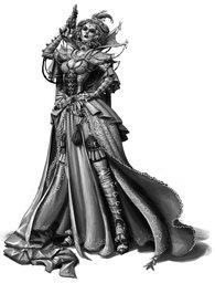 Captain Magdalena Basilicus