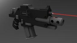 Empirum Marine Bolt Rifle