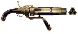 Heavy Caster Gun