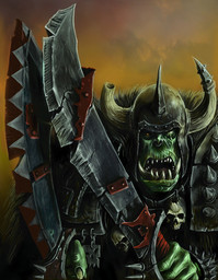 Union Infantry, Green Orc Warrior