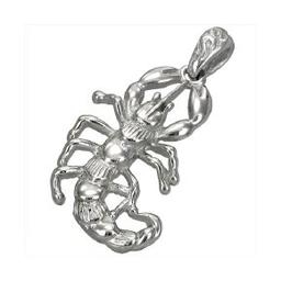 Silver Vulkoorim Pendant
