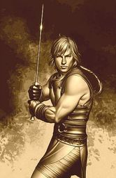 Phoenix Swordsman