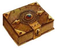 Raina's ritual book