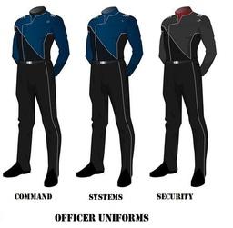 Æ Officer Uniforms