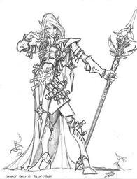 Miahdor Silverblade
